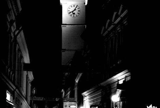Prostřední ulice UH
